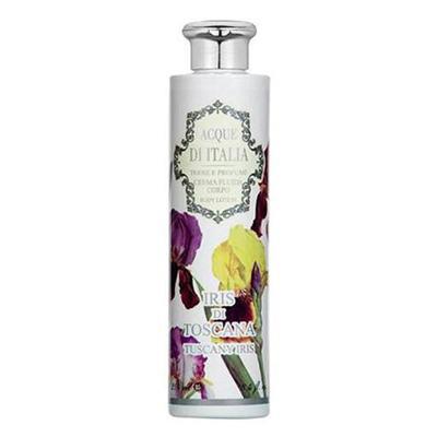 Imagem 1 do produto Loção Hidratante Iris de Toscana Acque di Itália - Loção Perfumada - 250ml