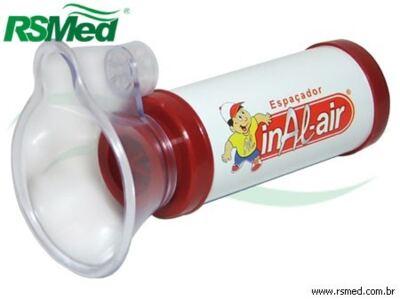 Imagem 1 do produto Espaçador inal-air RSMed