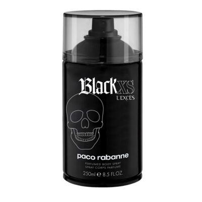 Imagem 1 do produto Black Xs L'Excès Paco Rabanne - Body Spray - 250ml