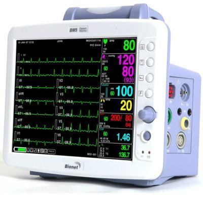 Imagem 3 do produto Monitor de Sinais Vitais BM5 Bionet