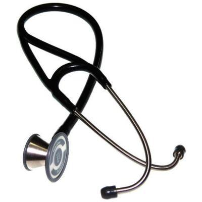 Imagem 2 do produto Estetoscópio Cardiológico Em Aço Inox Cardiophon 4131-01 Riester