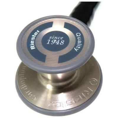 Imagem 3 do produto Estetoscópio Cardiológico Em Aço Inox Cardiophon 4131-01 Riester