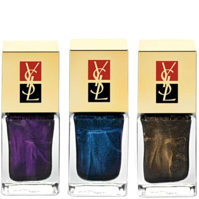 New Blacks La Laque Yves Saint Laurent - Esmalte - 126 - Black Bronze