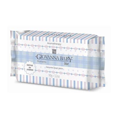 Imagem 1 do produto Sabonete Giovanna Baby Moments Blue 90g -