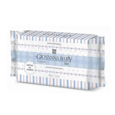 Imagem 2 do produto Sabonete Giovanna Baby Moments Blue 90g -