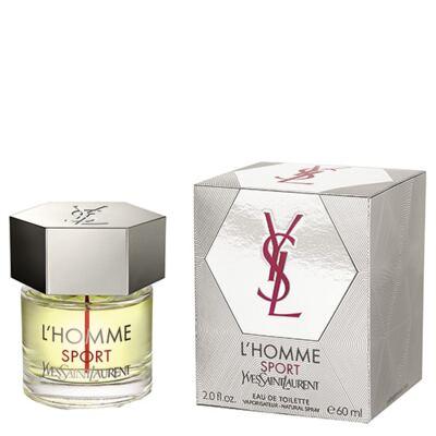 Imagem 3 do produto L'Homme Sport Yves Saint Laurent - Perfume Masculino - Eau de Toilette - 60ml