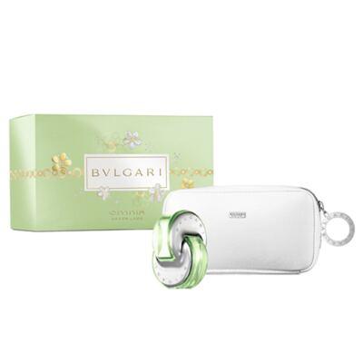 Imagem 1 do produto Omnia Green Jade Bvlgari - Feminino - Eau de Toilette - Perfume + Nécessaire - Kit