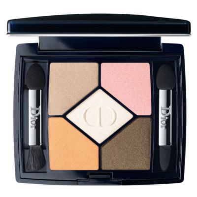 Imagem 1 do produto 5 Couleurs Polka Dots Edição Limitada Verão 2016 Dior - Paletas de Sombras - 586 - Escapade