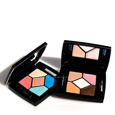 Imagem 3 do produto 5 Couleurs Polka Dots Edição Limitada Verão 2016 Dior - Paletas de Sombras - 586 - Escapade