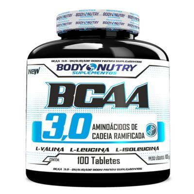 Imagem 1 do produto BCAA 3,0 100tbs - Body Nutry - 100Tbs