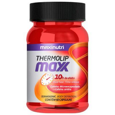 Thermolip Maxx 60cps - Maxinutri - 60Cps