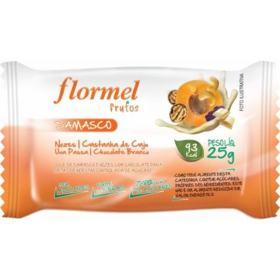 Doce Flormel de Damasco, Nozes e Chocolate Zero 25g