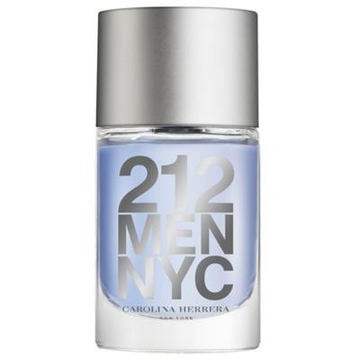 212 Men Nyc Carolina Herrera - Perfume Masculino - Eau de Toilette - 30ml