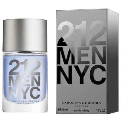 Imagem 2 do produto 212 Men Nyc Carolina Herrera - Perfume Masculino - Eau de Toilette - 30ml