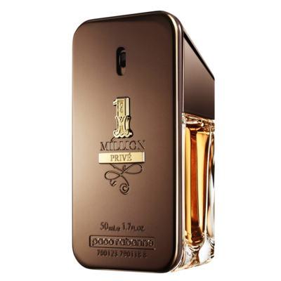 1 Million Privé Paco Rabanne - Perfume Masculino - Eau de Parfum - 50ml