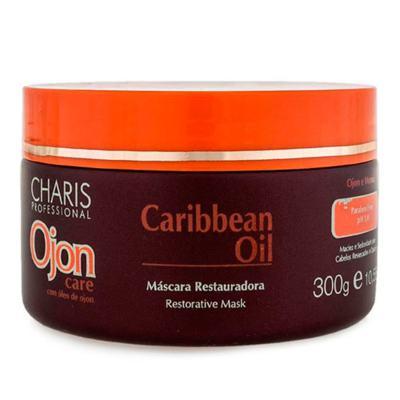 Ojon Care Caribbean Oil Charis - Máscara Restaurador - 300g