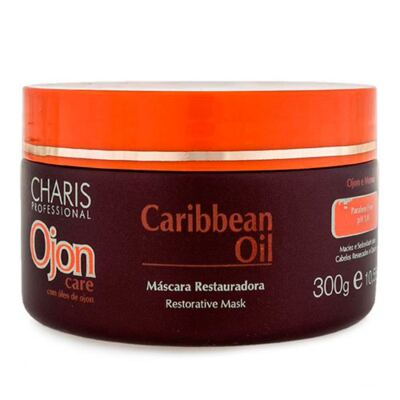 Imagem 2 do produto Ojon Care Caribbean Oil Charis - Máscara Restaurador - 300g