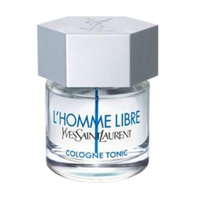 L'Homme Libre Cologne Tonic Yves Saint Laurent - Perfume Masculino - Eau de Toilette - 60ml
