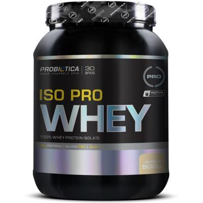 Isopro Whey 900g - Probiótica - Baunilha