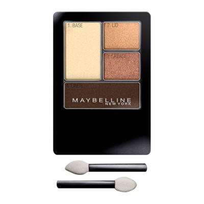 Imagem 2 do produto Expert Wear Quad Maybelline - Paleta de Sombras - Sunlit Bronze