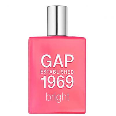 Imagem 1 do produto Gap Established 1969 Bright Gap - Perfume Feminino - Eau de Toilette - 30ml