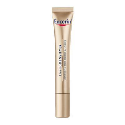 DermoDENSIFYER Olhos & Lábios FPS 15 Eucerin - Creme de Fortalecimento dos Olhos - 15g