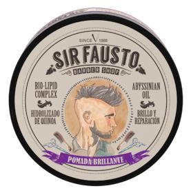 Pomada Brillante para Cabelo  Sir Fausto - 200g