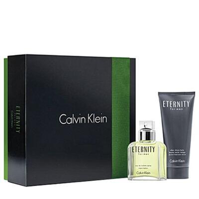Imagem 1 do produto Ck Eternity Calvin Klein - Masculino - Eau de Toilette - Perfume + Loção Pós Barba - Kit