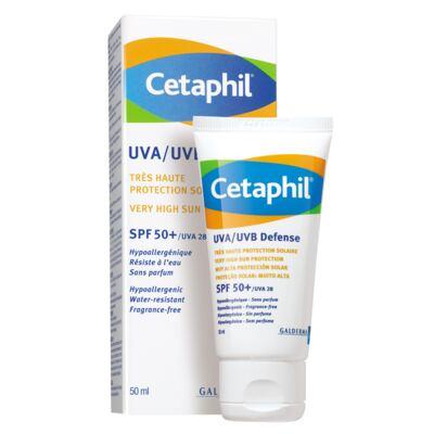 Imagem 2 do produto Cetaphil UVA/UVB Defense - Protetor Solar - 50ml