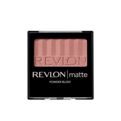Imagem 1 do produto Matte Powder Blush Revlon - Blush - 02 - Blushing Berry
