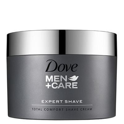 Creme de Barbear Dove Men Care Expert Shave - Total Comfort Shave - 200ml