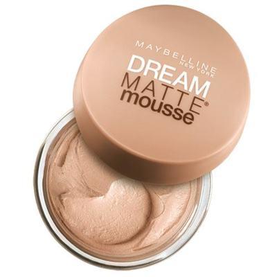 Dream Matte Mousse Maybelline - Base Facial - Nude