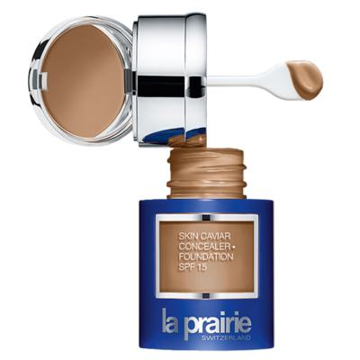 Skin Caviar Concealer + Foundation SPF 15 La Prairie - Base e Corretor - Mocha