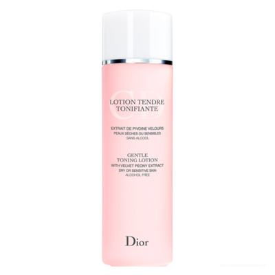 Loção Tônica Hidratante Facial Dior Gentle Toning Lotion Tendre Tonifique - 200ml