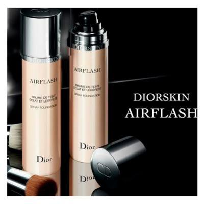 Imagem 5 do produto Diorskin Airflash Dior - Base Facial - 300 - Beige Moyen