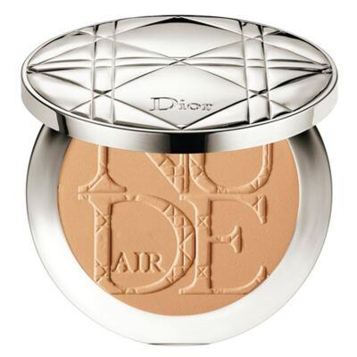 Diorskin Nude Air Powder Dior - Pó Compacto - 040 - Honey Beige