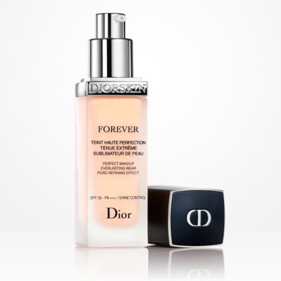 Imagem 3 do produto Diorskin Forever Dior - Base Facial - 30ml - 020 - Light Beige
