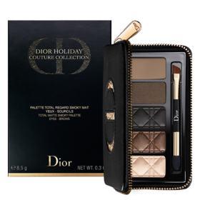 Dior Couture Total Matte Smoky Palette - Estojo de Maquiagem - Estojo de Maquiagem