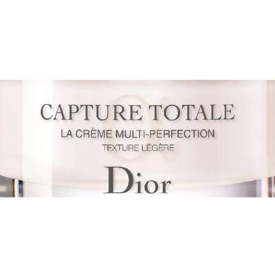 Imagem 2 do produto Creme Anti-Idade Dior Capture Totale Multi-Perfection Creme Light Texture - 60ml