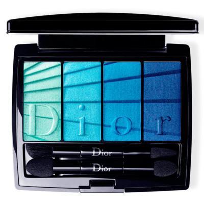 Paleta de Sombra Edição Limitada Primavera 2017 Dior - Nuance Couture Colour Gradation - 001 - Blue