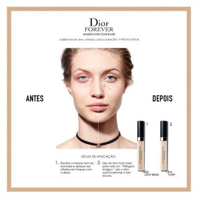 Imagem 5 do produto Corretivo Facial - Diorskin Forever Undercover - 020 - Light Beige