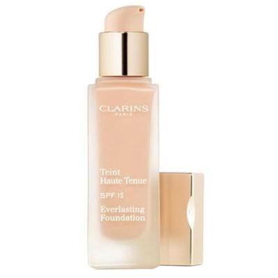 Imagem 1 do produto Teint Haute Tenue SPF 15 Clarins - Base Facial - 112  -  Amber