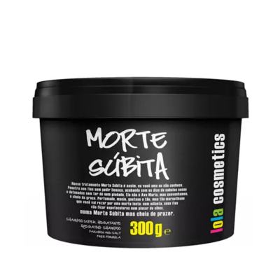 Imagem 3 do produto Kit Shampoo + Máscara + Spray  Lola Cosmetics Morte Súbita Super Hidratante - Kit