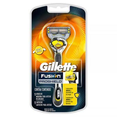 Imagem 10 do produto Aparelho de Barbear Fusion5 Proshield Gillette - 1 Un