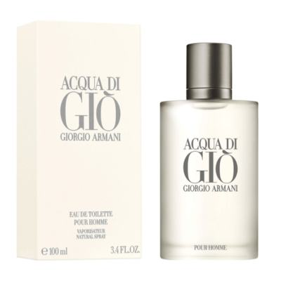 Imagem 8 do produto Acqua Di Giò Homme Giorgio Armani - Perfume Masculino - Eau de Toilette - 100ml