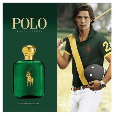 Imagem 3 do produto Polo Ralph Lauren Verde - Perfume Masculino - Eau de Toilette - 237ml