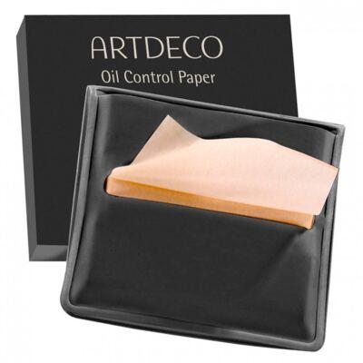 Imagem 1 do produto Oil Control Paper Refill Artdeco - Lenço Absorvedor de Oleosidade - 100 un