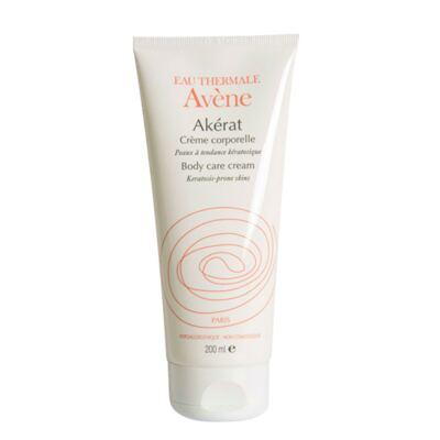 Imagem 1 do produto Akerat Avène - Creme Hidratante para Peles Secas - 200ml