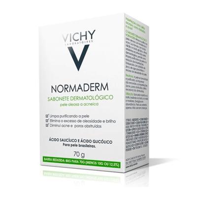 Imagem 4 do produto Sabonete em Barra Vichy - Normaderm | 70g