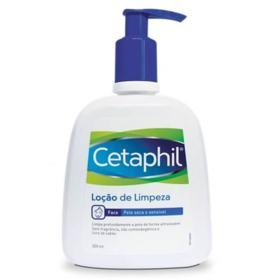 Cetaphil Loção de Limpeza - Cetaphil Loção de Limpeza 300ml